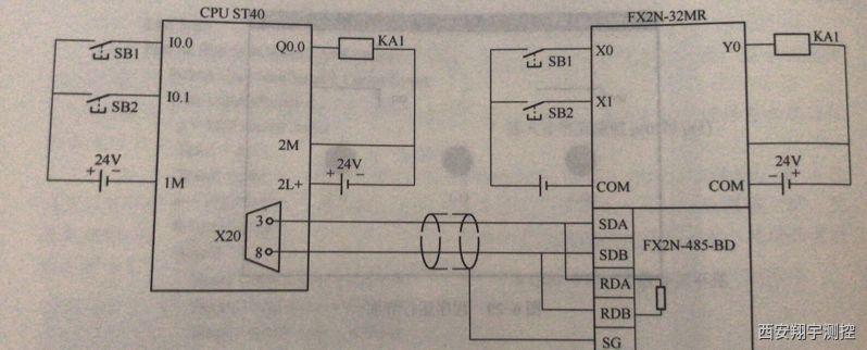 西门子mm440变频器原理图