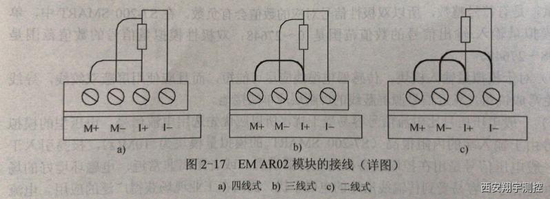 EM AR02模块的接线